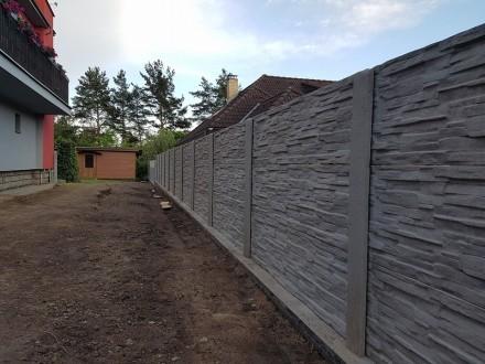 Betonove panely cenik