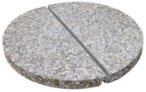 Betonový kryt na studnu